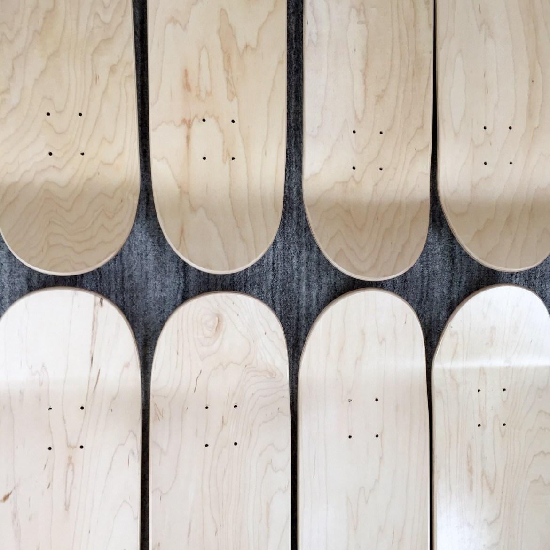 DIY Skateboard Decks