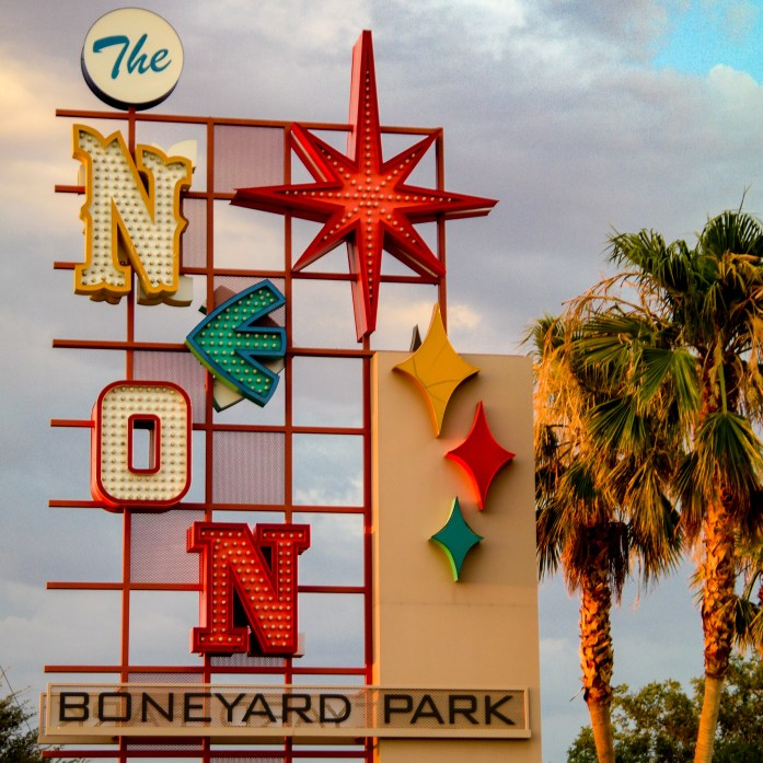 Things to do in Las Vegas with Kids Neon Museum
