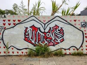 Street Art Los Angeles California