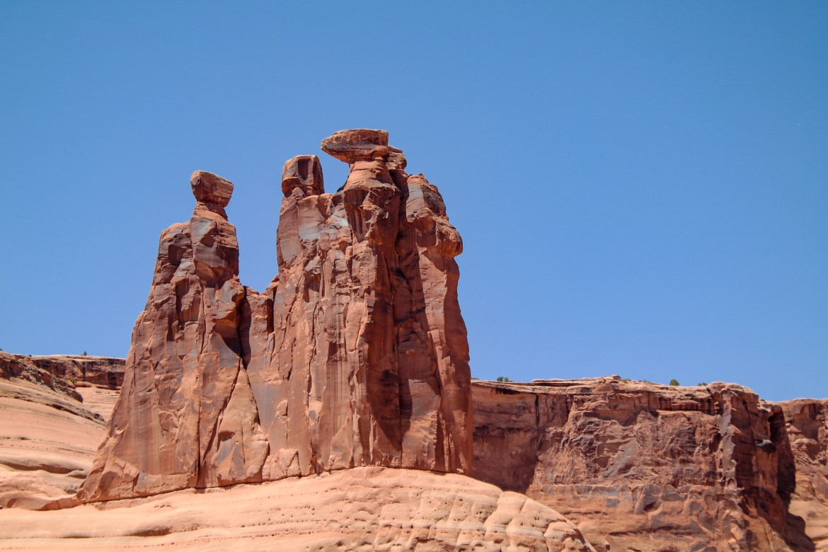 Arches National Park Utah #gossipladies