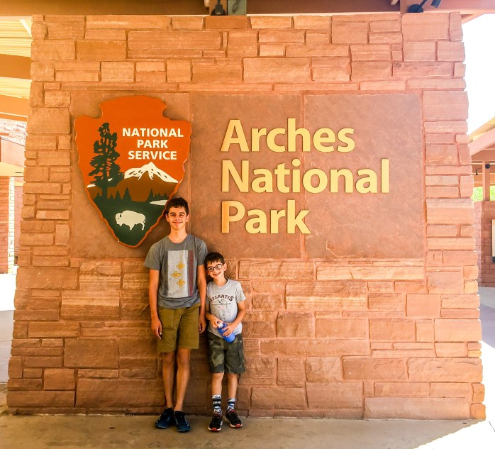 Arches National Park Utah #archesvisitorcenter