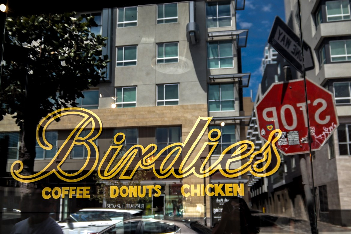 Birdies Los Angeles California #birdies