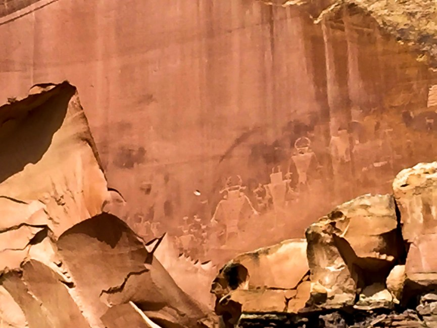 #pictographs Capital Reef National Park