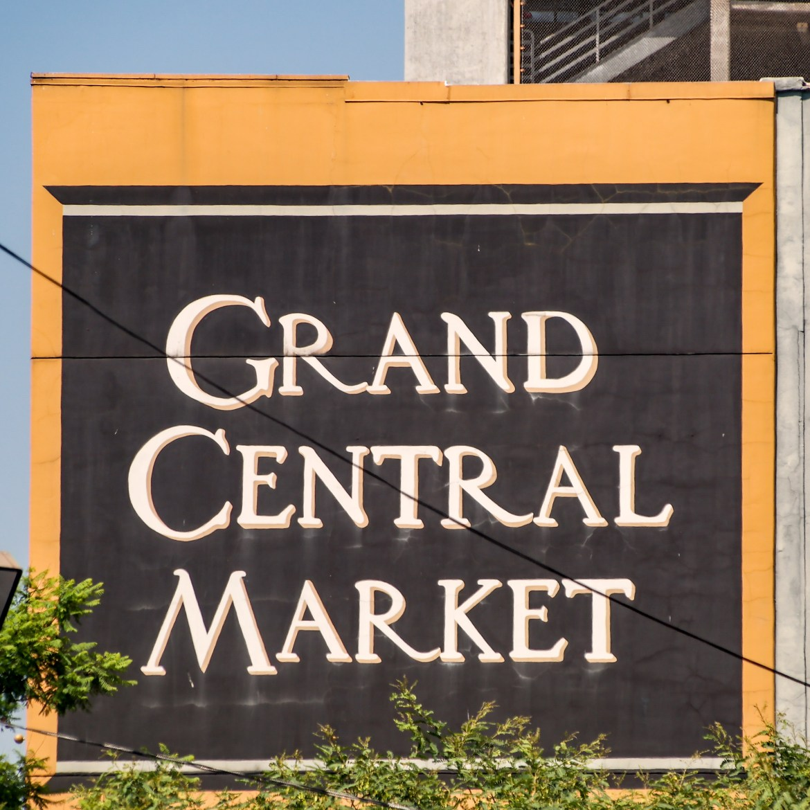 Grand Central Market Los Angeles California #grandcentralmarket