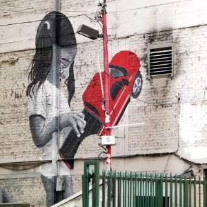 Street Art Downtown Los Angeles #StreetartLA