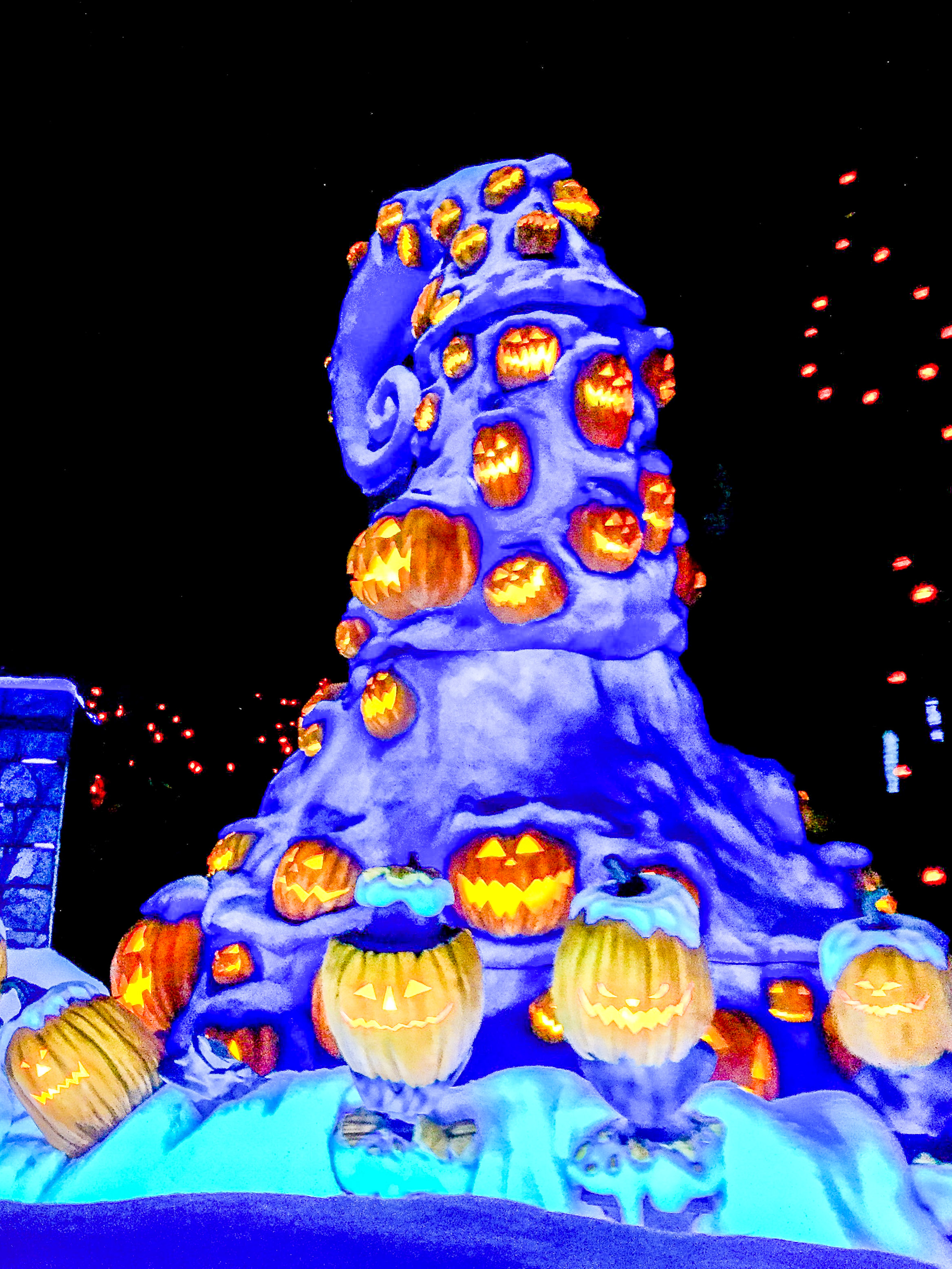 Disneyland Halloween Los Angeles California #disneyhalloween