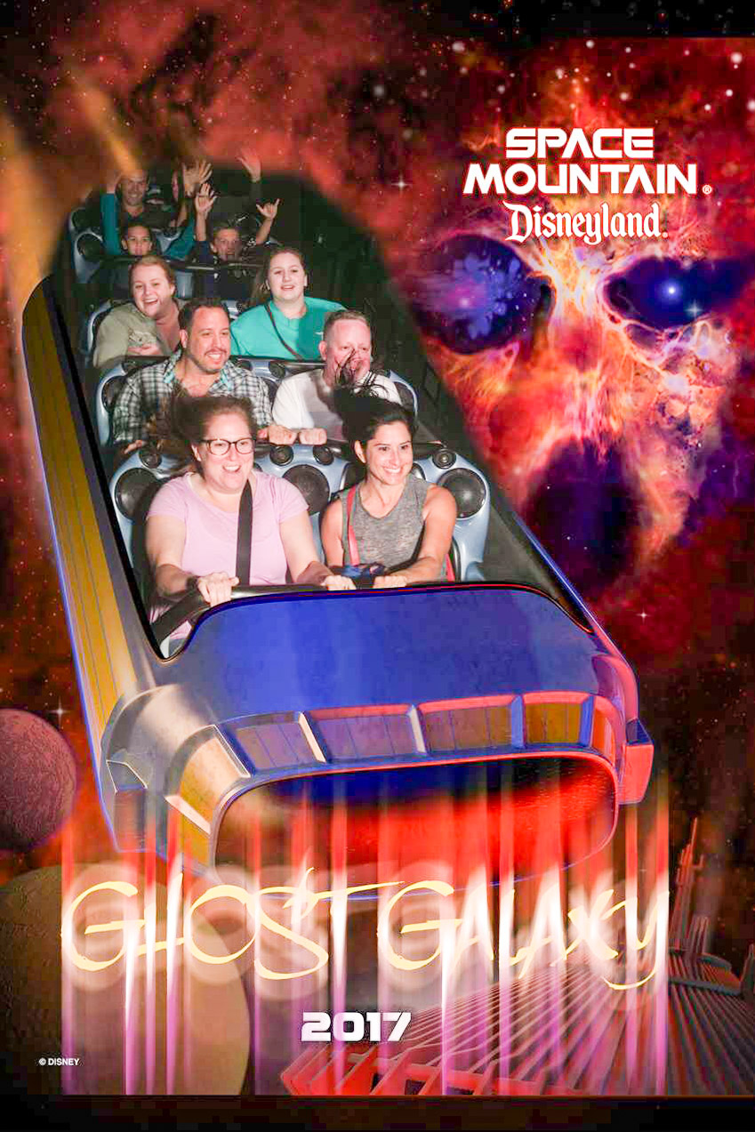 Disneyland Halloween Los Angeles California #disneylandghostgalaxy