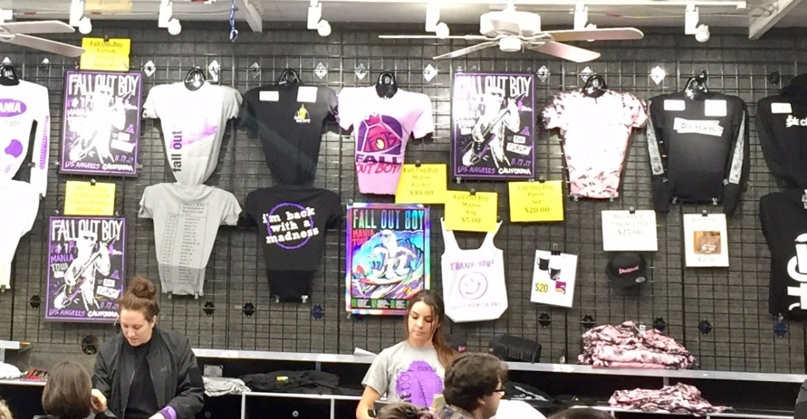 Fall Our Boy Merch Los Angeles California