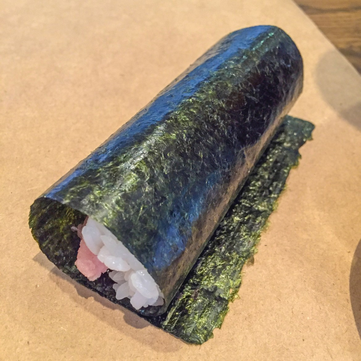 Kazu Nori {laces to eat Downtown Los Angeles
