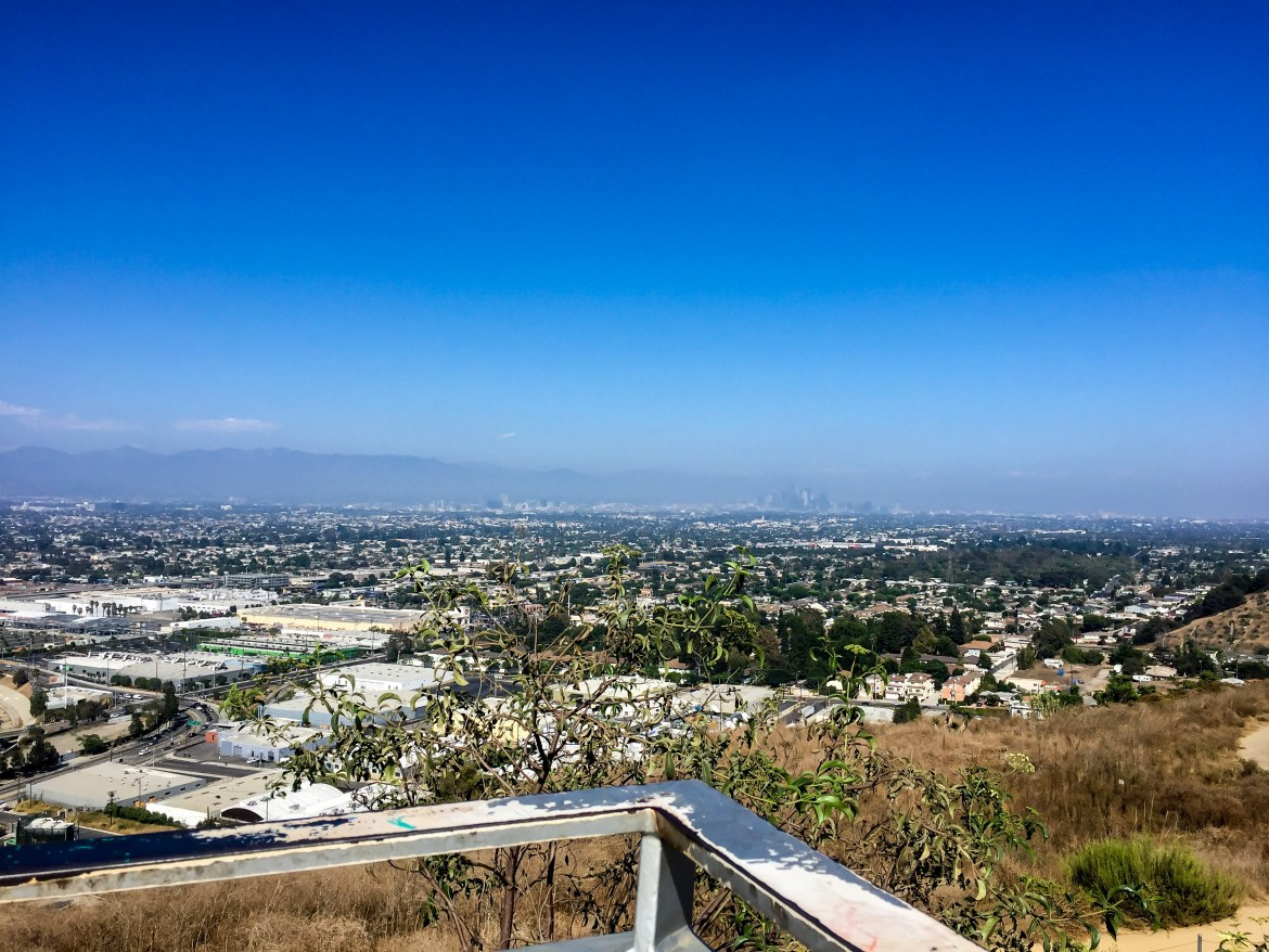 Baldwin Hills Overlook Culver City California