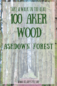 Adventures in the real 100 Aker Wood Ashdown Forest #winniethepooh