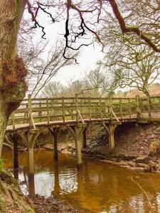 Poohsticks Bridge Ashdown Forest England