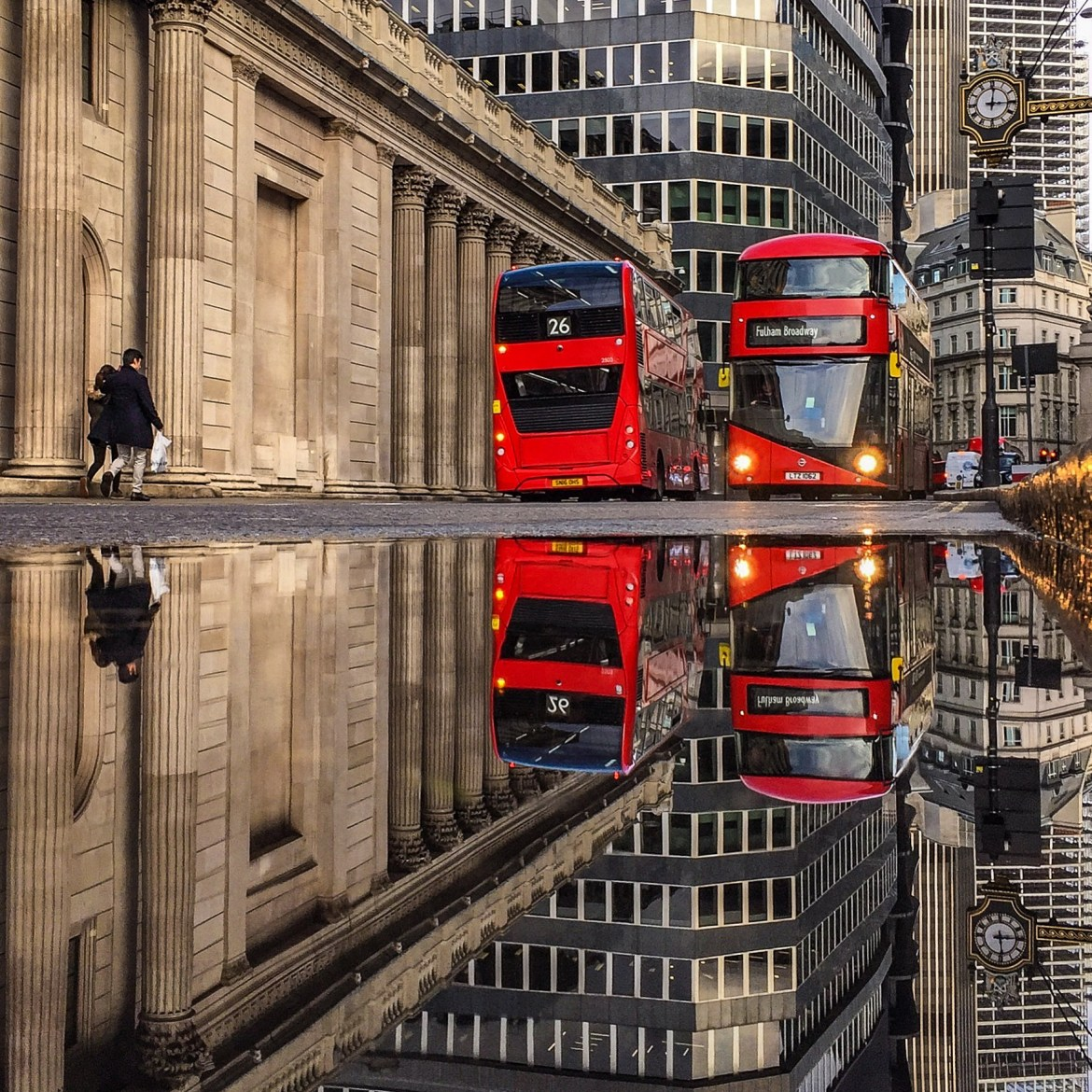 Photography in London #londonreflections