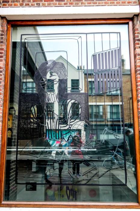 Shoreditch Street Art London #benmurphy