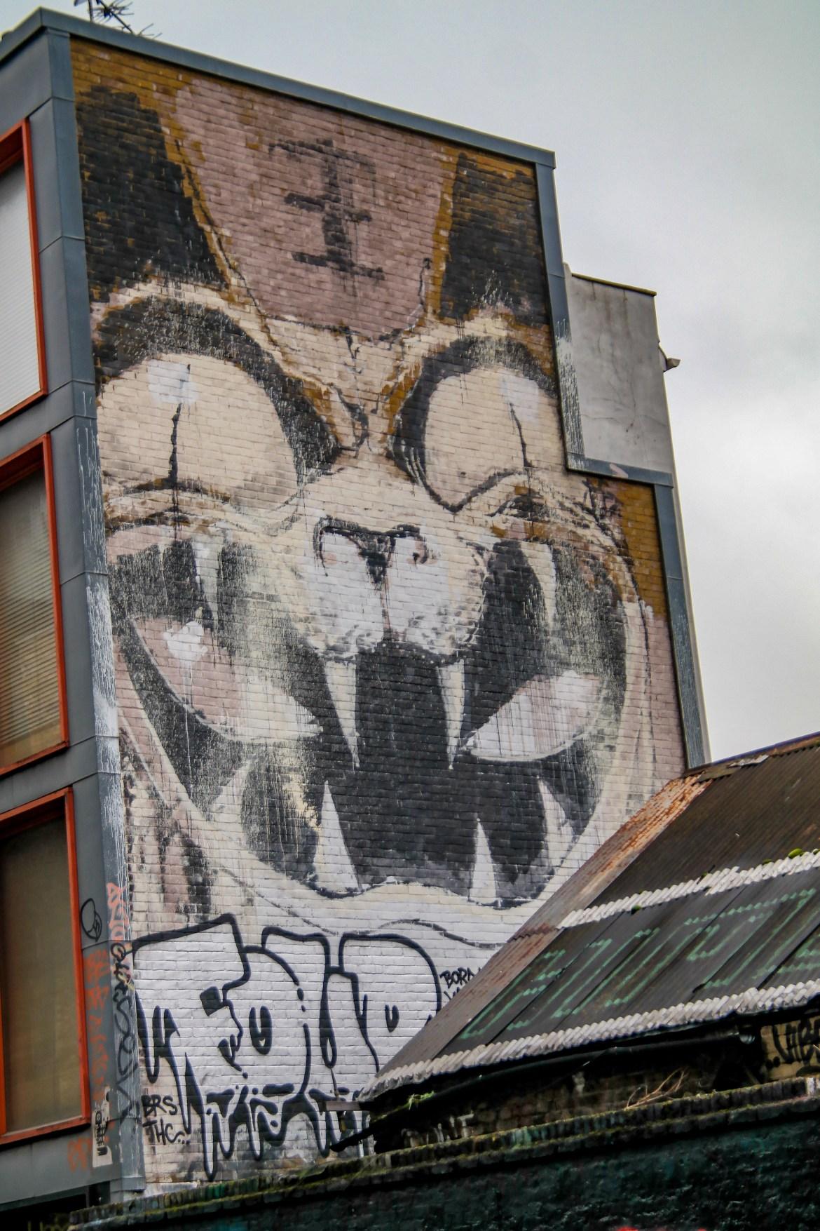 Shoreditch Street Art Tour #himbad
