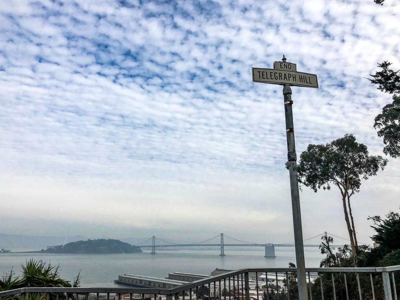Telegraph Hill San Francisco California