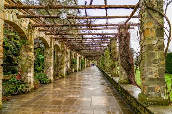 Hever Castle Gardens Kent England