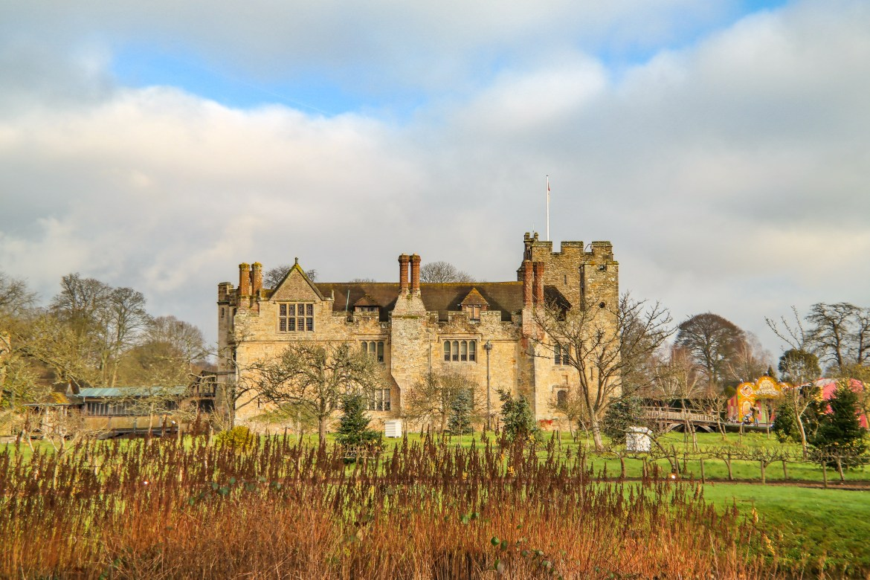 Hever Castle Kent England