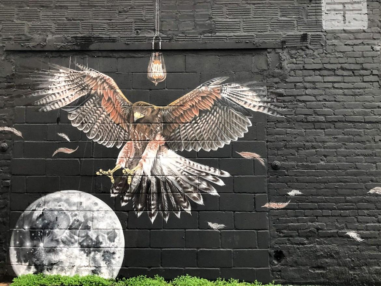 #thomasturner Street art on the Atlanta Beltline Georgia