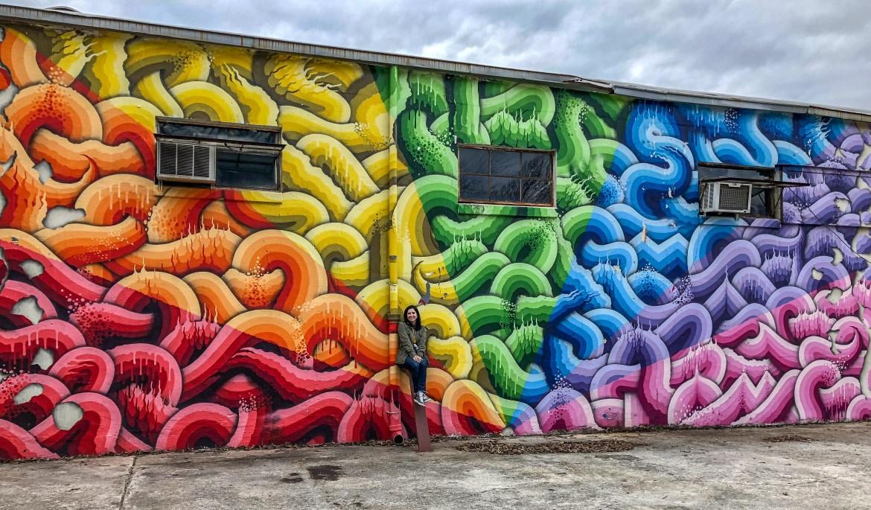 #Rickywatts Street art in Atlanta Georgia
