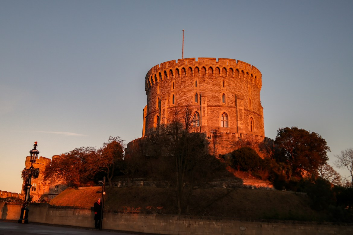 Windsor Castle England United Kingdom