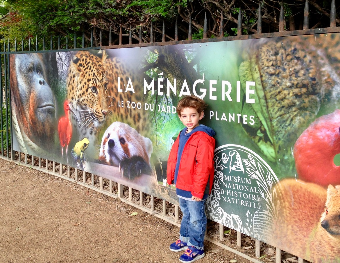 Things to do in Paris with kids
