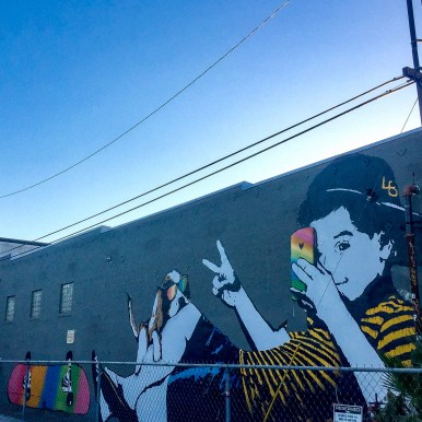 BumbleBeeLovesYou Downtown Long Beach-2
