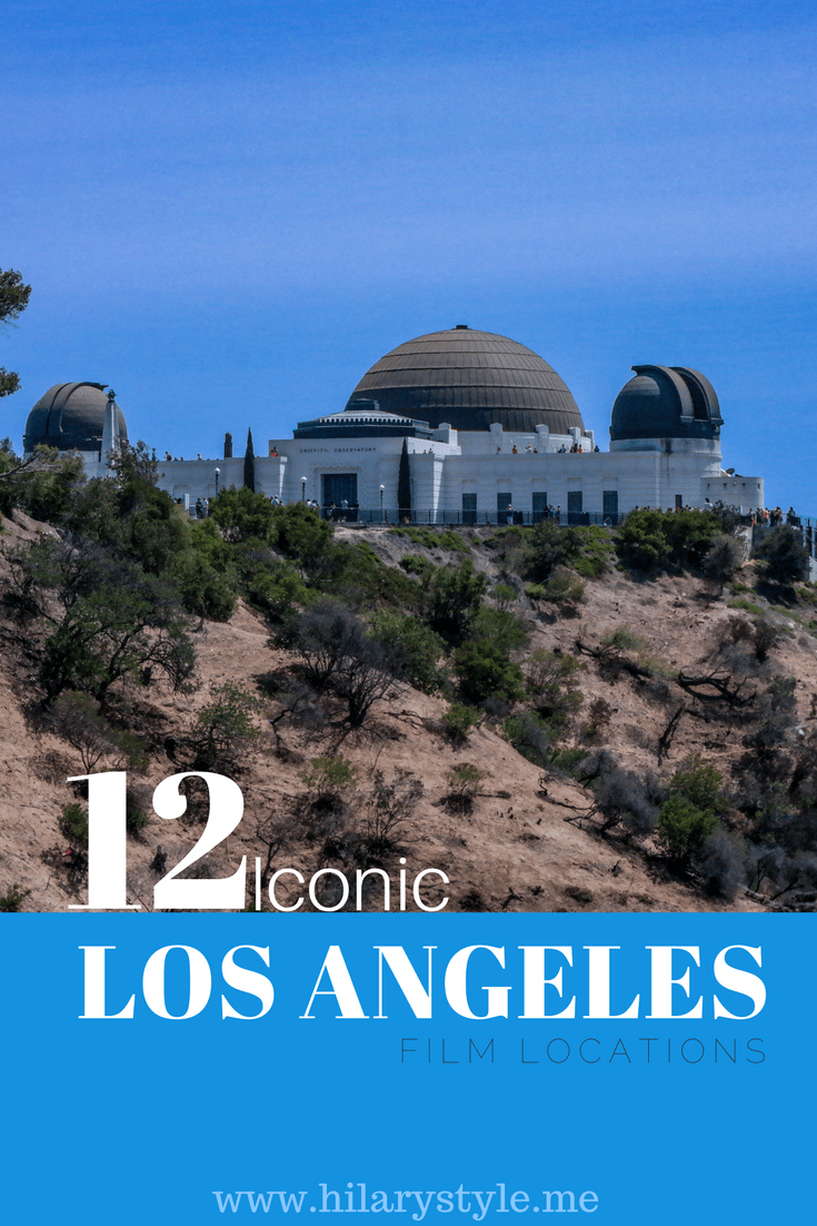 Iconic Los Angeles Sights and Filming Locations