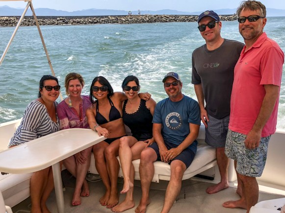 Things to do in Puerto Vallarta Mexico #boating