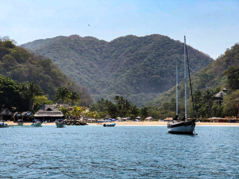 Things to do in Puerto Vallarta Mexico #sailing