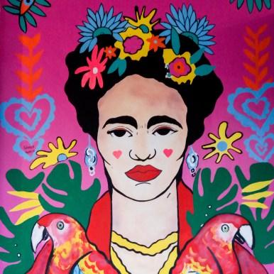 Street Art Punta Mita Mexico