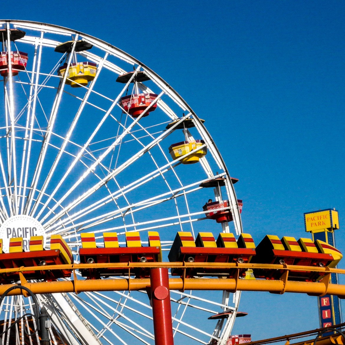 Things to do in Santa Monica California