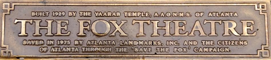 Save the Fox #historicfoxtheater