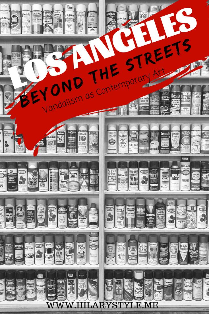 Beyond The Streets Los Angeles #streetart #losangelessreetart