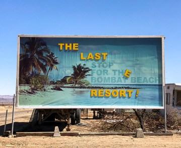 Salton Sea Bombay Beach California