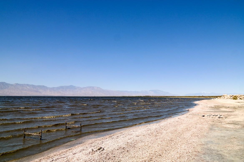 North Shore Beach Salton Sea California