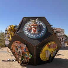 East Jesus Slab City California