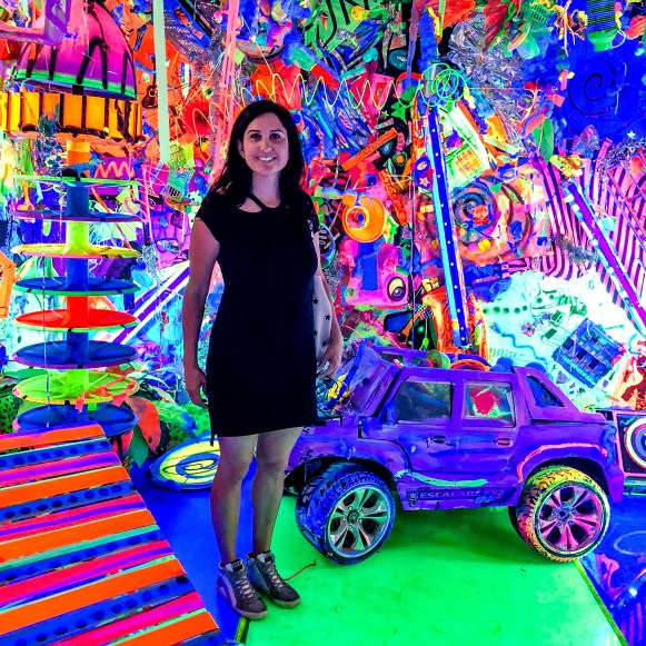Kenny Scharf Beyond The Streets Los Angeles
