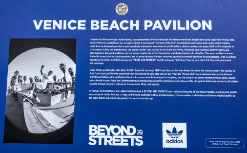 Venice Pavilion Replica Beyond The Streets Los Angeles