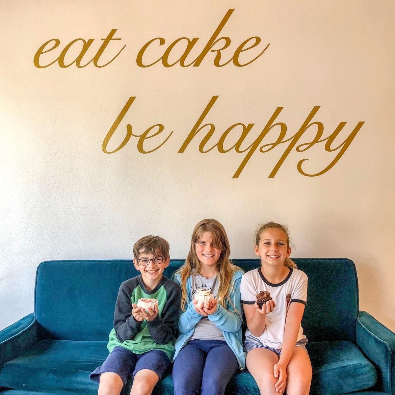 Lark Cake Shop Silver Lake Los Angeles Kid Friendly Food