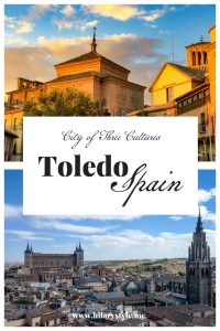 Toledo Spain #familytravel #spainwithkids #toledospain