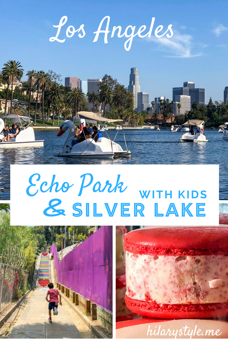 12 things to do in Echo park and Silver Lake with kids Los Angeles California