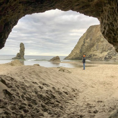 Face Rock Beach Bandon Oregon