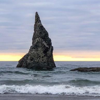 Face Rock Scenic Viewpoint Bandon Oregon