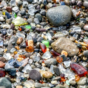Glass Beach Fort Bragg California
