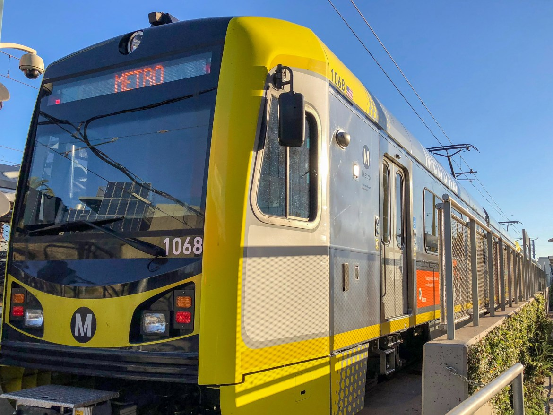 Public Transportation in Los Angeles