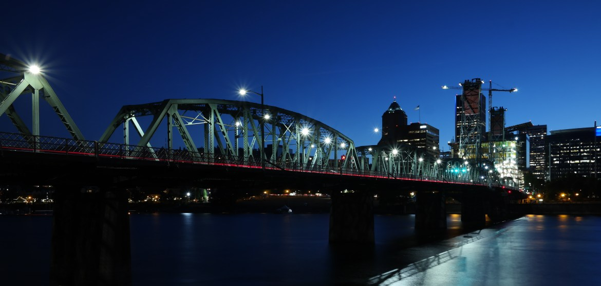 Portland Oregon Night Photo Tour