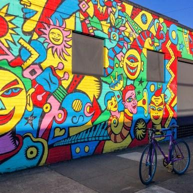 Alberta Street Portland Oregon