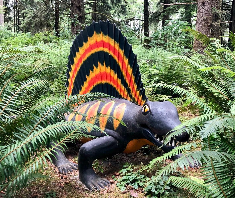 Prehistoric Gardens Oregon Coast