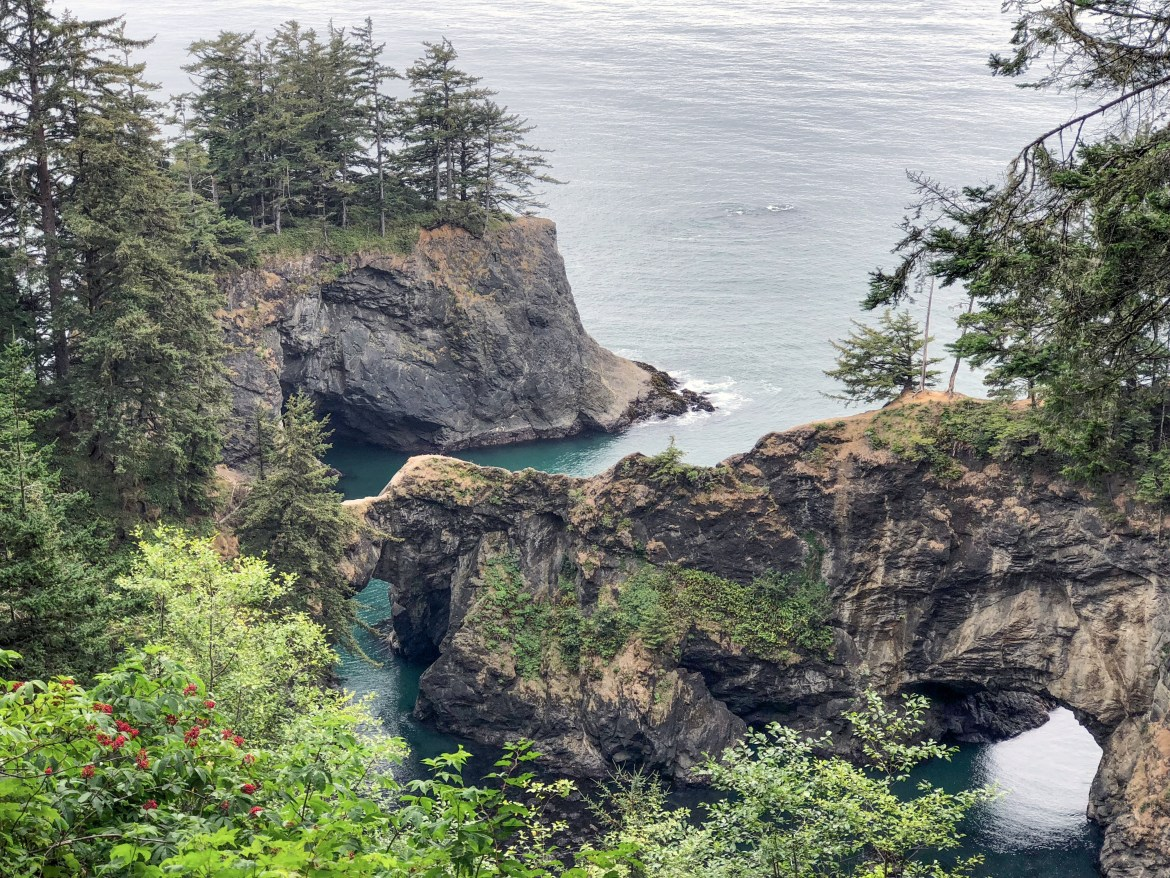 #oregoncoast Samuel Boardman Scenic Corridor Brookings Oregon